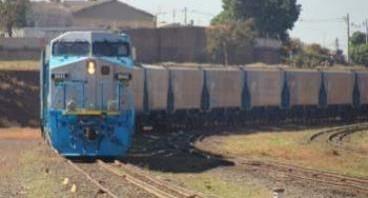trem logistica